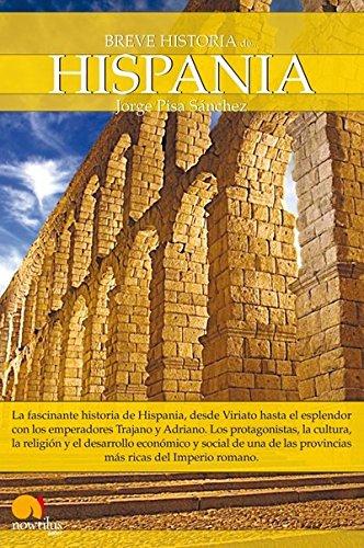 9788497637695: Breve historia de Hispania/ Brief history of Hispania