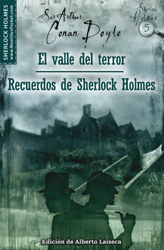 9788497637992: El valle del terror. Recuerdos de Sherlock Holmes (Spanish Edition)