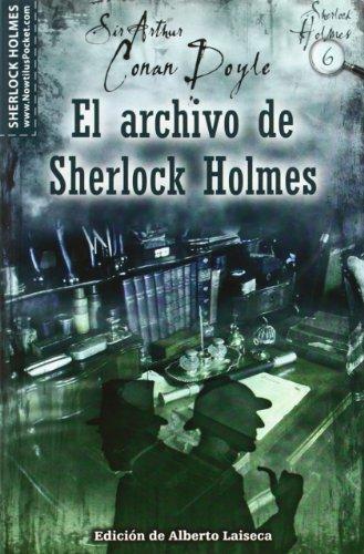 9788497638005: El archivo de Sherlock Holmes (Spanish Edition)