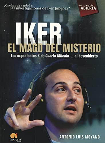9788497638036: Iker, el mago del misterio (Open Investigation) (Spanish Edition)