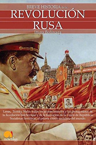 9788497638449: Breve historia de la Revolución rusa