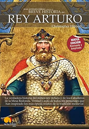 9788497638456: Breve historia del Rey Arturo