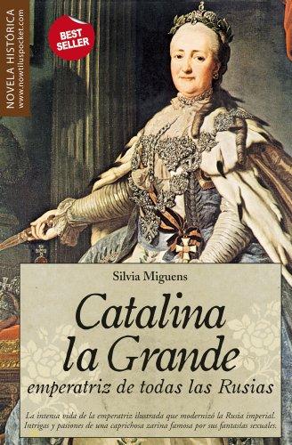 9788497638692: Catalina la Grande: Emperatriz de todas las Rusias (Nowtilus Pocket)