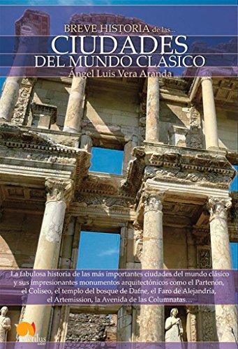 9788497639170: Breve historia de las ciudades del mundo clásico