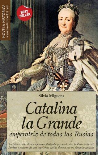 9788497639521: Catalina la Grande, Emperatriz de todas las Rusias (Nowtilus Pocket) (Spanish Edition)