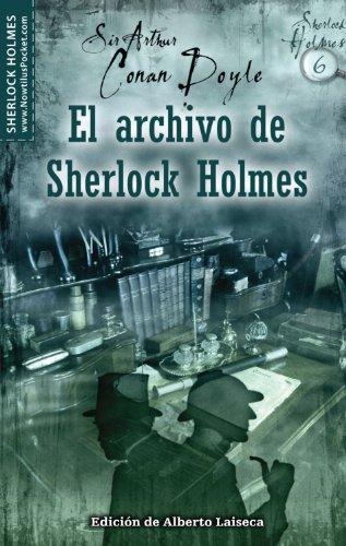 9788497639590: El archivo de Sherlock Holmes (Spanish Edition)