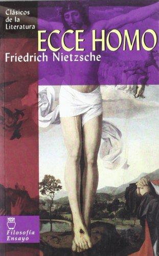 9788497643504: Ecce homo (Clásicos de la literatura series)