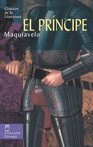 9788497643511: El príncipe (Clásicos de la literatura series)