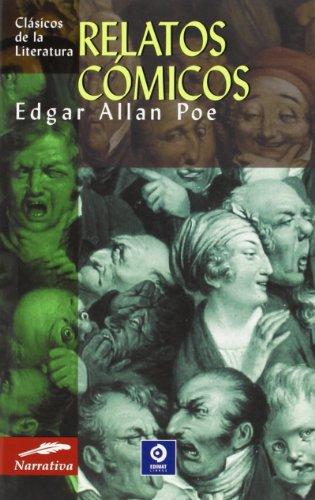 Relatos cómicos (Clásicos de la literatura series): Poe, Edgar Allan