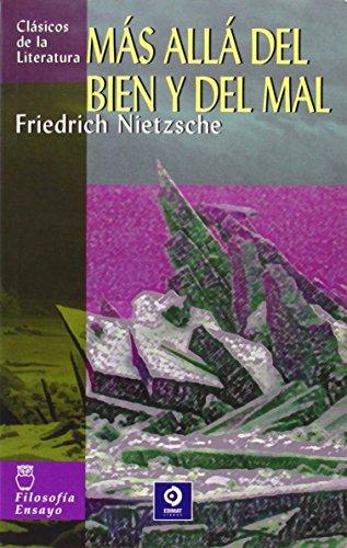 9788497643559: Más allá del bien y del mal (Clásicos de la literatura series)
