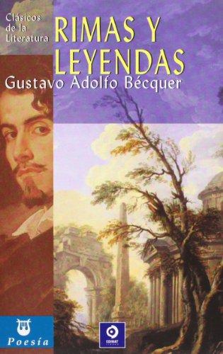 9788497643573: Rimas y leyendas (Clásicos de la literatura series) (Spanish Edition)