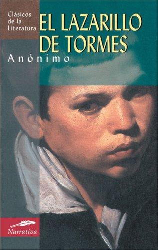 9788497643580: El Lazarillo de Tormes (Clasicos de la literatura series) (Spanish Edition)