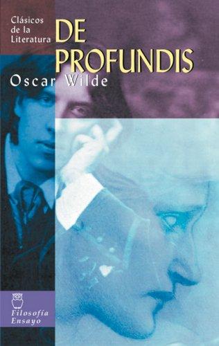 9788497643634: De Profundis (Clásicos de la literatura series) (Spanish Edition)