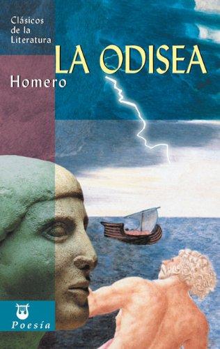 9788497643689: La odisea (Clásicos de la literatura series) (Spanish Edition)