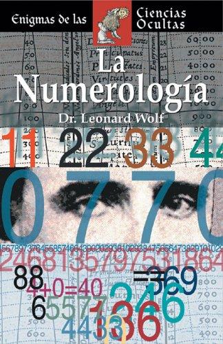 Numerologia (Enigmas de las ciencias ocultas series): Karl Levi