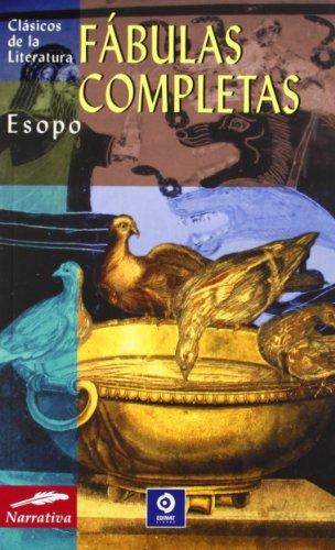 Fábulas completas (Clásicos de la literatura series): Esopo