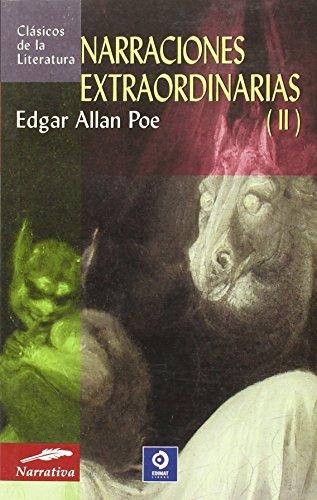9788497644631: Narraciones extraordinarias (II) (Clásicos de la literatura series) (Spanish Edition)
