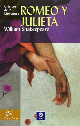 9788497644686: Romeo y Julieta (Clásicos de la literatura series)