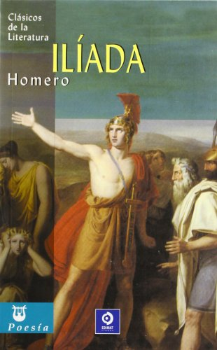 La Iliada (Paperback): Homero