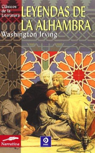 Leyendas de la Alhambra: Irving, Washington
