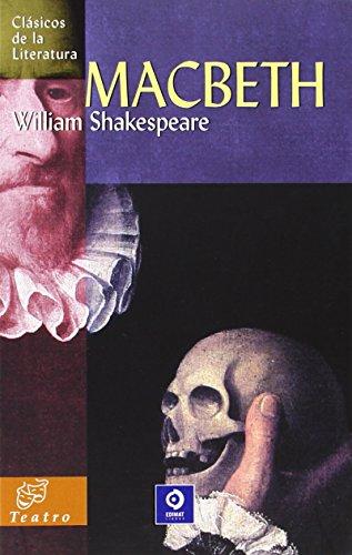 9788497644938: Macbeth (Clásicos de la literatura series) (Spanish Edition)