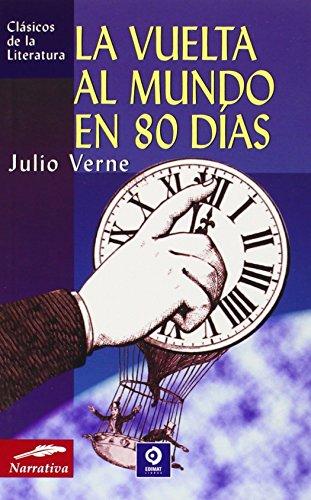 9788497645454: La vuelta al mundo en 80 días (Clásicos de la literatura universal)