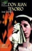 9788497645546: Don Juan Tenorio (Clásicos de la literatura series)