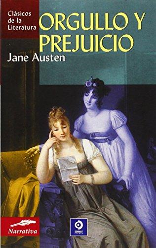 9788497646932: Orgullo y prejuicio (Clásicos de la literatura series) (Spanish Edition)
