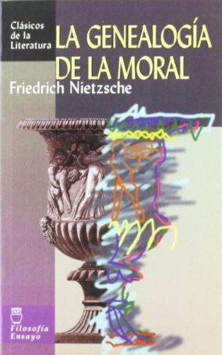 9788497647038: La genealogía de la moral (Clásicos de la literatura universal)