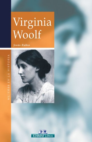 Virginia Woolf (Mujeres en la historia series): Jesús Rubio