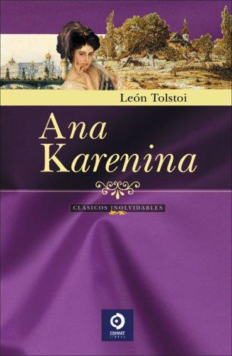 9788497649087: Ana karenina (Clasicos Inolvidables)