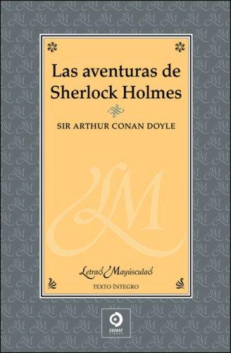 9788497649117: Las aventuras de Sherlock Holmes (Letras mayúsculas) (Spanish Edition)
