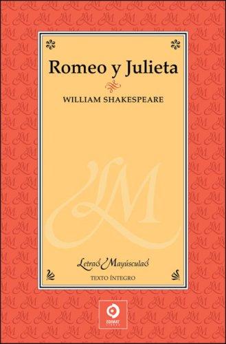 9788497649155: Romeo y Julieta (Letras mayúsculas)