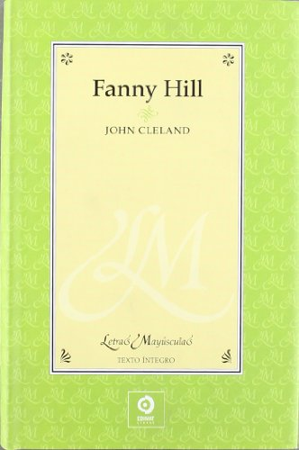 9788497649209: Fanny Hill (Letras mayúsculas) (Spanish Edition)
