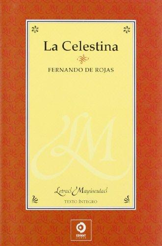 9788497649247: La celestina (Letras mayúsculas)