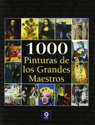 9788497649803: 1000 Pinturas de los grandes maestros