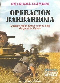 9788497651745: Un Enigma Llamado Operación Barbarroja