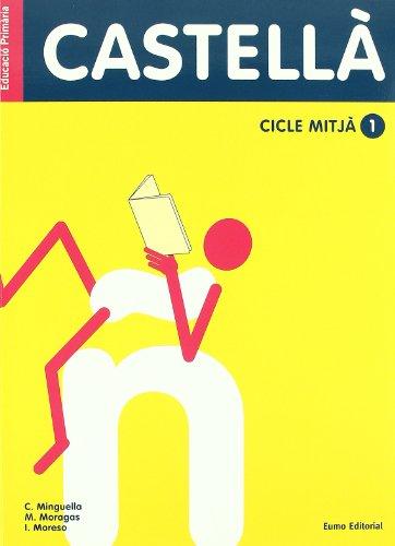 9788497661225: Castellà Cicle Mitjà 1