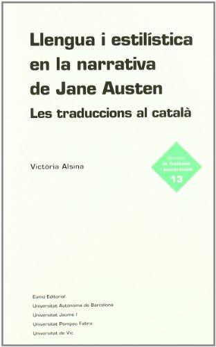 9788497662253: Llengua i estilística en la narrativa de Jane Austen (Biblio. traducció i interpreta)