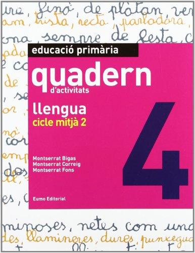 9788497664288: Llengua de cicle mitjà 2 (quadern) (Prim. Llengua)