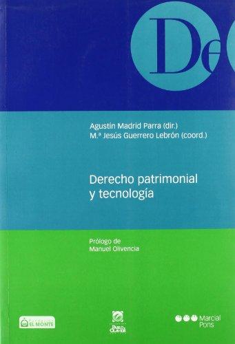 9788497683999: Derecho Patrimonial y Tecnologia: Revision de Los Principios de Contratacion Electronica Con Motivo del Convenio de Las Naciones Unidas Sobre Contrata (Spanish Edition)