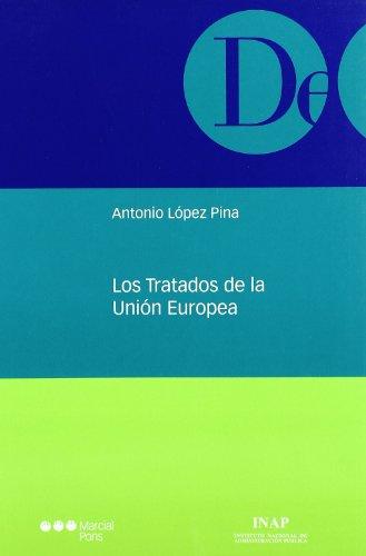 9788497684910: Los tratados de la union europea