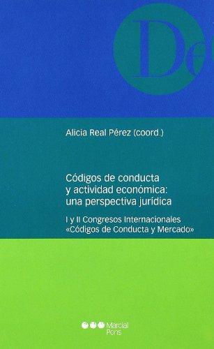 9788497686242: Códigos de conducta y actividad económica: una perspectiva jurídica