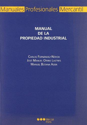 9788497686594: Manual de la propiedad industrial
