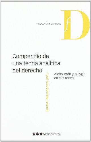 9788497689144: COMPENDIO DE UNA TEORIA ANALITICA DEL DERECHO
