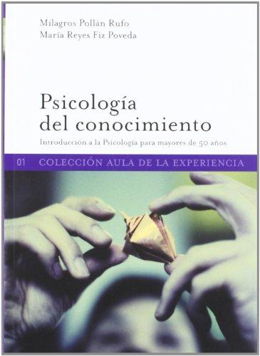9788497690027: Psicología del conocimiento