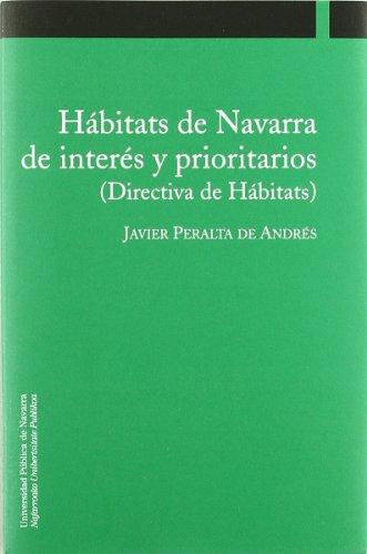 Habitats De Navarra De Interes Y Prioritarios: Javier Peralta de