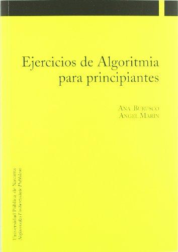 9788497692038: Ejercicios de Algoritmia para principiantes