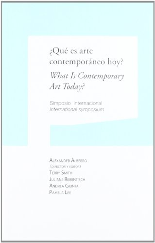 9788497692762: ¿Qué es arte contemporáneo hoy? What Is Contemporary Art Today?
