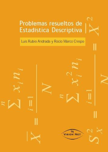 9788497700030: Problemas Resueltos Estadistica Descriptiva (Spanish Edition)